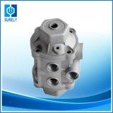 알루미늄을%s 금속의 기계로 가공은 주물 자동차 부속을 정지한다