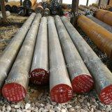 Barra rotonda d'acciaio delle buone proprietà di usura SKD61