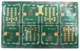 電子製品のためのFr4 1ozのCuの液浸の金PCBのボード