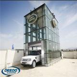 Elevador de construção do estacionamento do carro do auto elevador elétrico mini