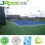 Im Freienspu-Hochleistungs--Tennis-Gericht
