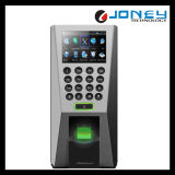TFT Screen Zksoftware Standalone Fingerprint Access Control (F18アクセスコントローラ)