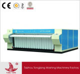 Flatwork Fully-Automatic Multi-Roller Ironer 산업 세탁물 세척 다림질 기계