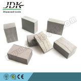 研摩および堅い砂岩切断のためのダイヤモンドセグメント