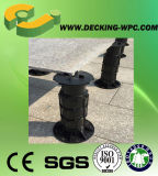 Basamento alzato di Decking con registrabile