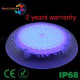 제품 수중 수영풀을 LED 램프 (HX-WH260-252P)가 정원사 노릇을 하는에 의하여 점화한다