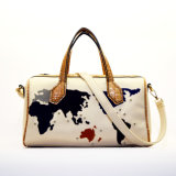 Schönes Drucken stellt Form-Dame Designer Leather Handbags her