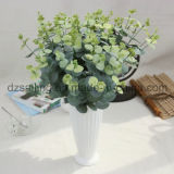 Artificial hojas decorativas componentes flores artificiales (SW16301)