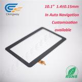 Anti-Glare (AG) панель 10.1 дюймов одиночным запроектированная касанием емкостная