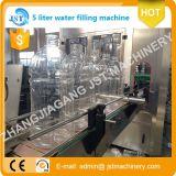 cadena de producción de relleno del agua 5liter