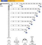 Guindaste de torre principal liso da boa qualidade com 25 anos de experiência (QTZ160-6022-10)
