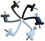 PVC 태풍 충격 슬라이딩 윈도우 석쇠 디자인