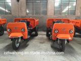 Tipo de corpo aberto poderoso por atacado carga/triciclo elétrico dos bens/elétrico Diesel