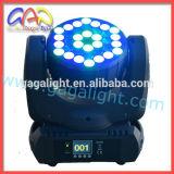 Epistar LED farben-Träger-Licht des Chip-36X3w LED bewegliches Hauptmit CREE LED