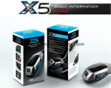 Kit Handsfree dell'automobile di X5 Bluetooth con MP3 il giocatore, accessori del telefono