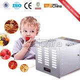 Asciugatrice dell'alimento domestico di uso con la temperatura registrabile