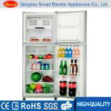 Le congélateur de dessus de double porte d'appareils électroménagers automatique dégivrent le réfrigérateur
