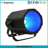 COB de alta potencia de 150W DMX RGB LED PAR LED