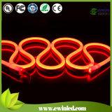 110V Dimmable RGB LED 네온 코드 밧줄 빛