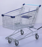 Einkaufswagen, Markt-Laufkatze, Supermarkt-Laufkatze, Handlaufkatze 08025