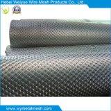 Hoja de metal ampliada talla del rodillo en Anping de China