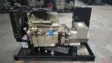 Электростанция 50kw пользы дома двигателя дизеля Рикардо портативная молчком тепловозная