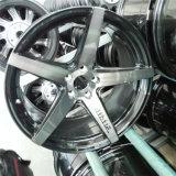 ألومنيوم يحفّف سوق 19 بوصة سيارة سبيكة عجلة