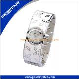 Специальный wristwatch кварца способа для женщин