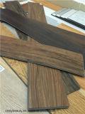Plancher de PVC de carrelage de matériau de construction