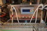 Semi-Auto máquina de enchimento líquida cosmética com enchimento da bomba