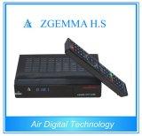 2016 이중 코어 CPU Zgemma H.S를 가진 새로운 위성 텔레비젼 암호해독기 DVB S/S2