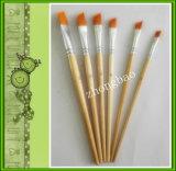 Nylon Wooden Artist Paint Brush of Art Supplier 1604A