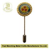 Divisas al por mayor del Pin de la solapa del metal de la alta calidad