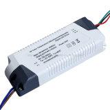 luz abajo de iluminación ahuecada LED cuadrada de la bombilla del panel 600X600m m de la lámpara del techo 48W 2835SMD AC85-265V