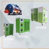 Hhoの燃料の節約器の蒸気ボイラのHhoのOxyhydrogenガスの発電機