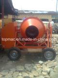Mini betoniera 2015 di Topmac 350L con due rotelle