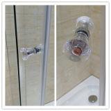분야 프레임 6mm는 유리제 간단한 샤워실/샤워 상자/샤워 울안을 단단하게 한다