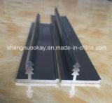 Poignée en aluminium de profils de Cabinet de cuisine