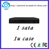 video de la mini 1u (4CH5m/4CH3m/8CH3m/16CH960p) NVR red de 3G y de WiFi {NVR8008t-Q}
