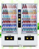 Nri Coin Acceptor를 가진 큰 Capacity Snack Automatic Vending Machine