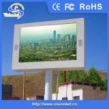 Outdoor Full Color Iron Cabinet P6 High Bright LED Display