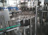 Boisson carbonatée par bouteille d'animal familier faisant la centrale remplissante