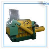 Pressa per balle dell'acciaio dello scarto della pressa del metallo del tondo per cemento armato Y81f-1250