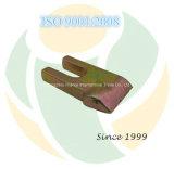 Зубы червячных сверл зубов карбида плоские (2078) для инструментов учредительства Drilling