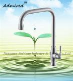 Faucet pequeno da cozinha do SUS 304 da Guarda-chuva-Tubulação de mercadorias sanitários