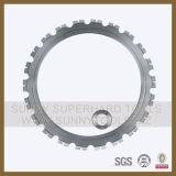 O anel de diamante da velocidade da estaca rápida considerou a lâmina para Concrete (SY-SB-563)