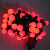 5m 20bulbs LED Weihnachtszeichenkette-Licht mit multi Farben