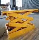 Stazionari idraulici ampiamente usati Scissor l'elevatore con corrente alternata