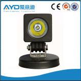 luz del trabajo de la viruta LED del CREE del poder más elevado 10W