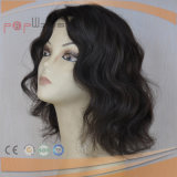 Peluca europea superior de seda vendedora caliente del pelo